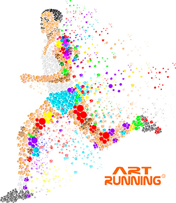 Art running def logo TM